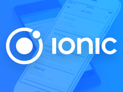 Force the same visual style for all platforms in Ionic